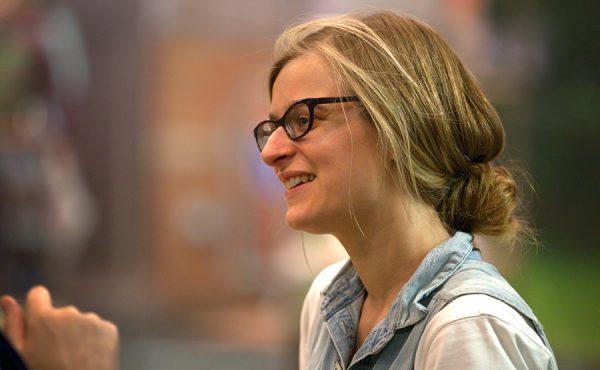 Fast Track: Meet the Writer, Catriona Kerridge