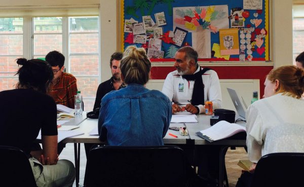 ArtsLab Rehearsal Diary: Day One