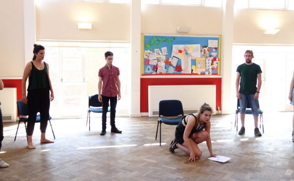 ArtsLab Rehearsal Diary: Day Two