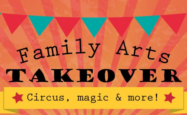 Family Arts Takeover