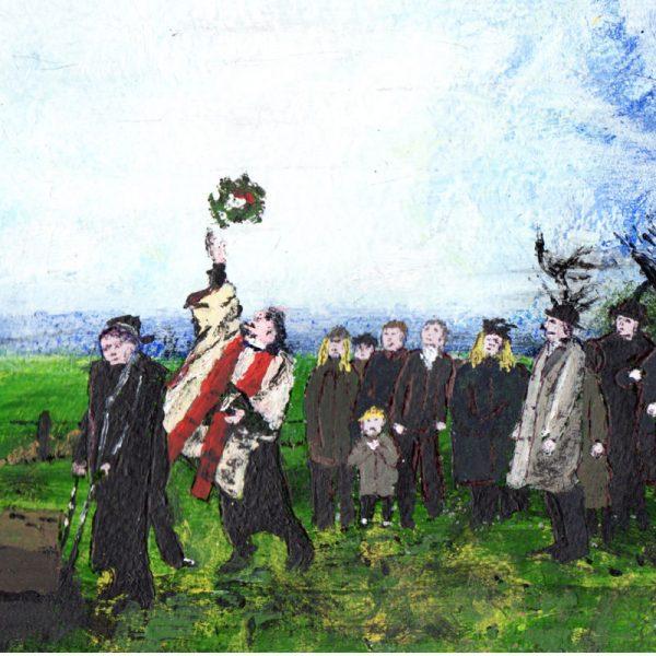 Simon Munnery: The Wreath