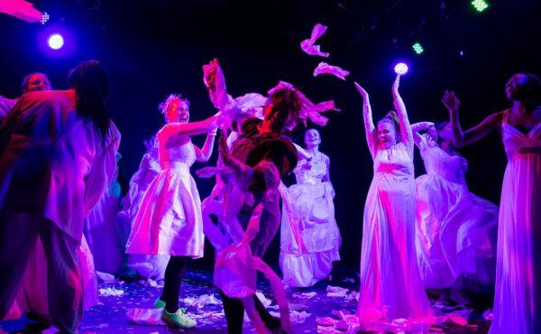 Summer ArtsLab 2019: The PappyShow