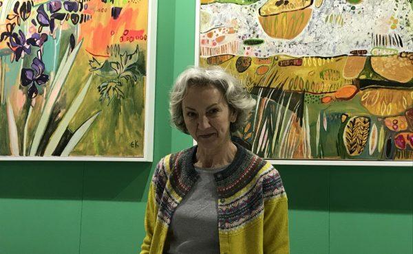 #NWConnect: Interview with artist Elaine Kazimierczuk