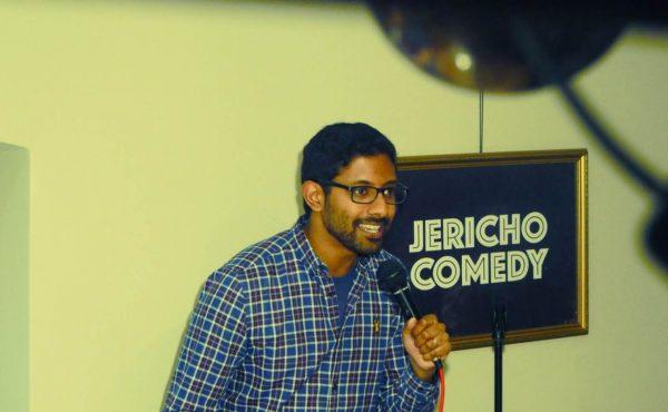 Jericho Comedy Live