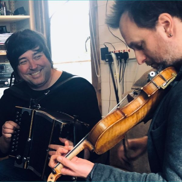Folk Weekend Oxford: Spiers and Boden