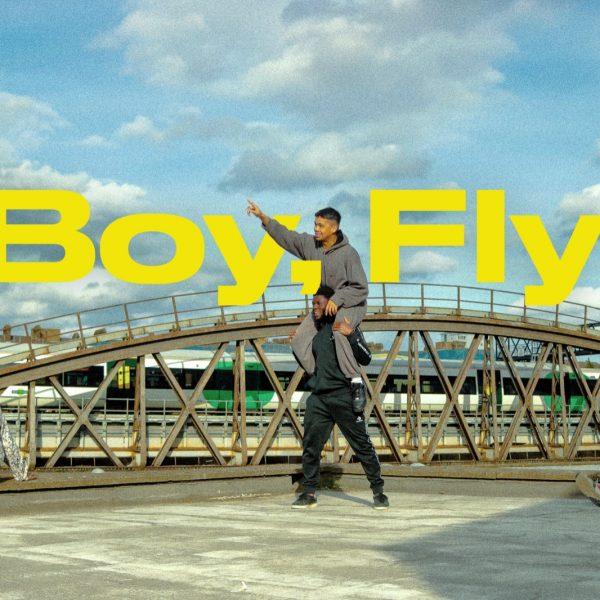 Boy, Fly