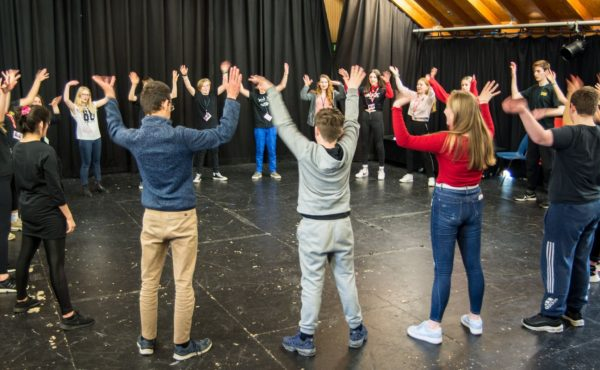 YouthLab: Improvisation and Devising