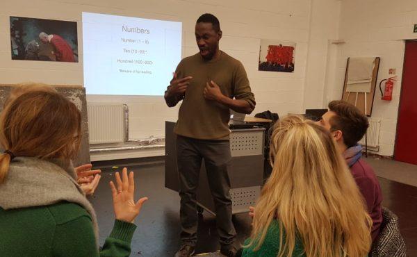 BSL and Deaf Awareness Workshop